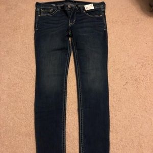 NWT Women's Express Skinny Jeans Size 10S